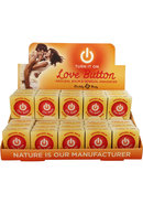 Earthly Body Love Button Cooling Arousal Balm Display (30...