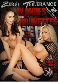 Blondes Vs Brunettes {dd}