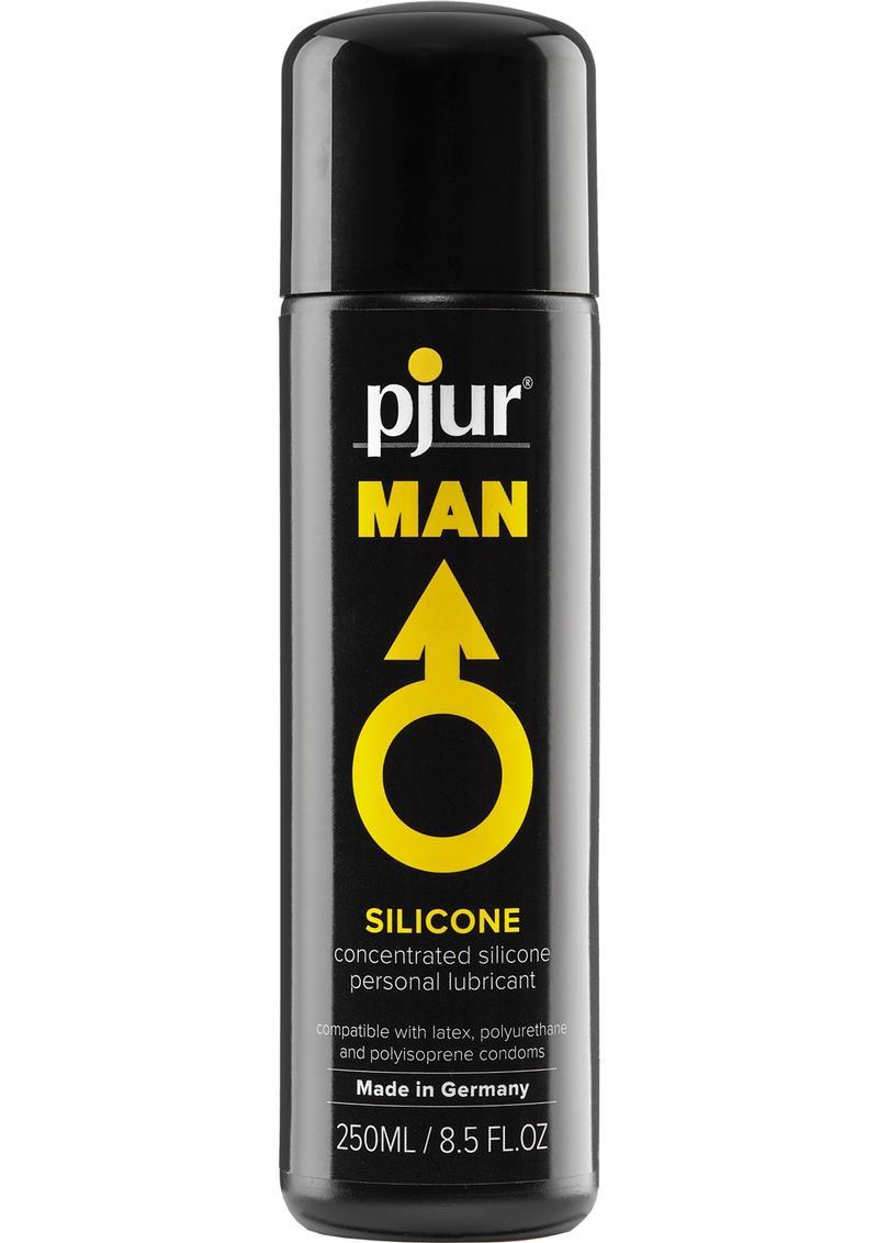 Pjur Eros Basic Super Concentrated Bodyglide Silicone Lubricant 8.5oz