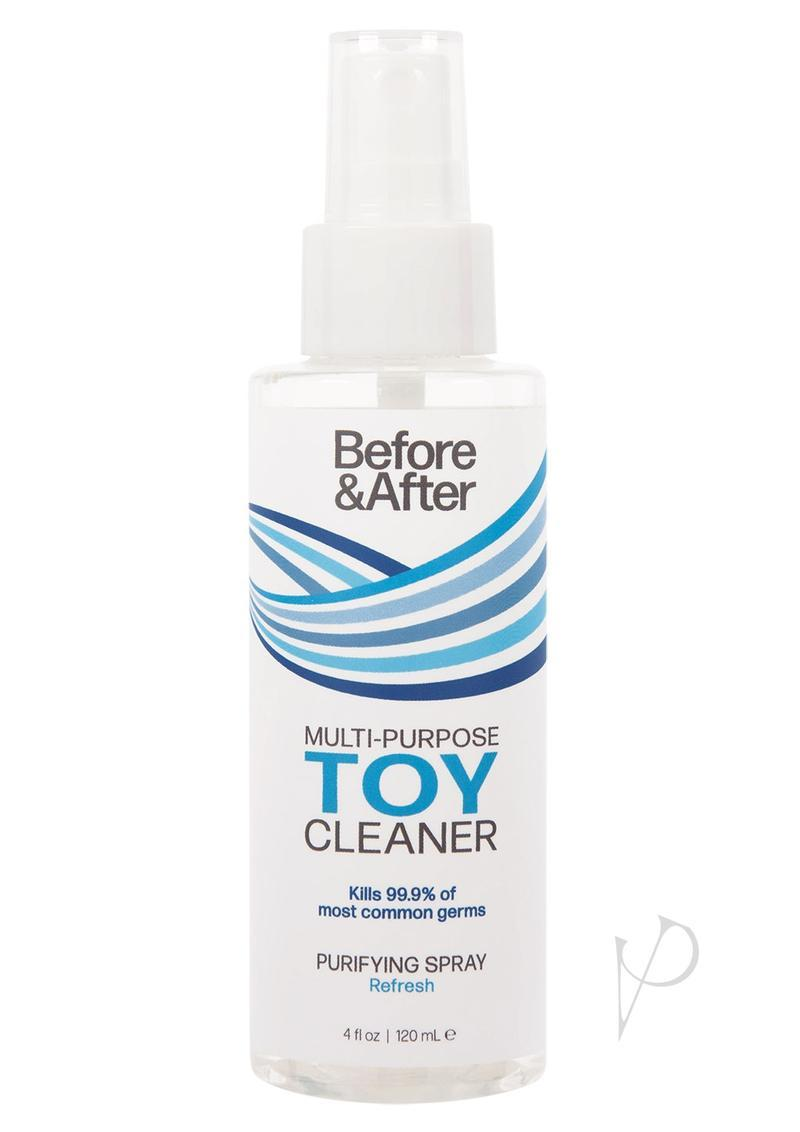 Before And After Anti-bacterial Toy Cleaner Clean Fresh Fragrance 4oz